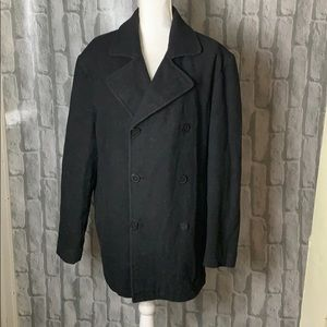 Kenneth Cole Reaction pea coat.